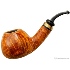 P. Jeppesen Ida Easy Cut Smooth Bent Brandy (5)
