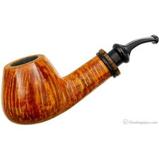 P. Jeppesen Ida Easy Cut Smooth Bent Brandy (4)