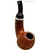 Lars Ivarsson Smooth Bent Apple with Silver (0513)