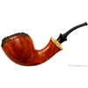 Kent Rasmussen Smooth Bent Dublin with Spalted Maple (Two Star)
