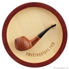 """""""Limited Edition Smokingpipes.com"""" Smooth Bent Brandy with Pipe Stand (8/9)"""