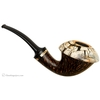 Tom Eltang Gotang Smooth Calabash with Mammoth Ivory Cap and Ring