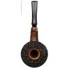 Tom Eltang Gotang Smooth Horn Calabash with Horn