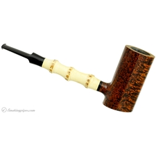 Tom Eltang 40th Anniversary Commemorative Pipe Set with Smooth Poker Smooth Eskimo and Tamper