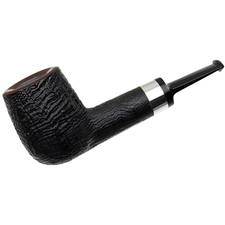 J. Alan Sandblasted Liminal Billiard with Silver (1130)