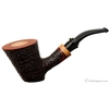 Claudio Cavicchi Sandblasted Bent Dublin Sitter with Olivewood