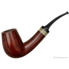 Duca Smooth Bent Brandy with Horn (D1)