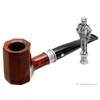 Brigham Pipe of the Year 2012 Smooth Paneled Poker (61/100) (Rock Maple Inserts)
