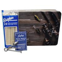 Brigham Sportsman Rod and Reel (336) (Rock Maple Inserts)