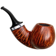 Grechukhin Smooth Bent Apple with Polymerized Organics (G65)