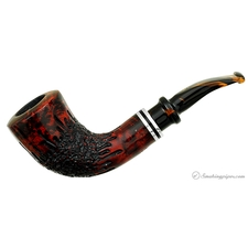 Royal Flush Partially Rusticated Horn (Jack)