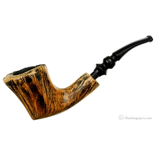 Black Grain Smooth Bent Dublin (3)