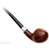 Chacom Sandblasted Bent Apple Churchwarden (Z3)
