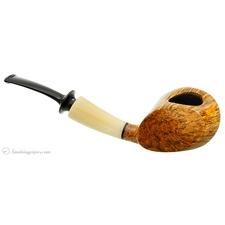 Scott Klein Smooth Blowfish with Horn