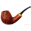 Sandblasted Bent Brandy with Orange Wood