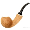 Bruce Weaver Sandblasted Bent Acorn with Mastodon Ivory