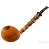 Gabriele Smooth Bent Egg with Bamboo (Snail)