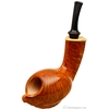 Gabriele Smooth Bent Egg with Boxwood (Snail)