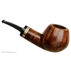 Armentrout Smooth Bent Apple with Black and White Ebony