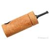 Werner Mummert Sandblasted Natural Reverse Calabash Barrel