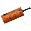 Werner Mummert Sandblasted Reverse Calabash Barrel