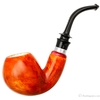 AKB Meerschaum Smooth Calabash (with Case)
