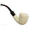 AKB Meerschaum Carved Calabash (with Case)