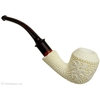 AKB Meerschaum Carved Rhodesian (with Case)