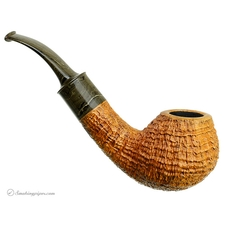Nate King Sandblasted Bent Apple (236)
