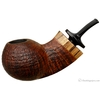 Konstantin Shekita Sandblasted Bent Apple with Rosewood