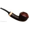 Abe Herbaugh Partially Sandblasted Rhodesian with Maple