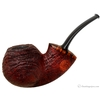 Abe Herbaugh Sandblasted Bent Apple with Cocobolo