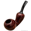 Abe Herbaugh Smooth Bent Apple Reverse Calabash