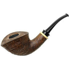 Chheda Sandblasted Bent Dublin with Box Elder (6) (258)