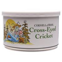 Cornell & Diehl: Cross-Eyed Cricket 2oz