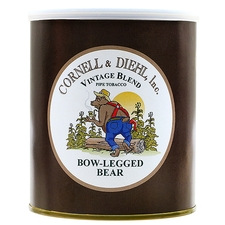 Bow-Legged Bear 8oz