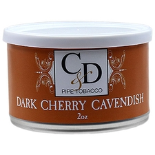 Cornell & Diehl: Dark Cherry Cavendish 2oz