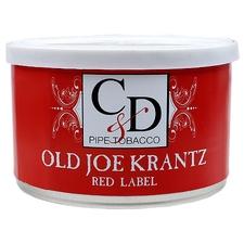 Cornell & Diehl: Old Joe Krantz Red Label 2oz