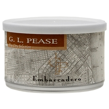 G. L. Pease: Embarcadero 2oz