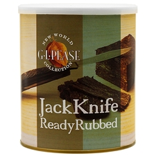 G. L. Pease: Jackknife Ready Rubbed 8oz