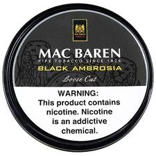 Mac Baren: Black Ambrosia 3.5oz