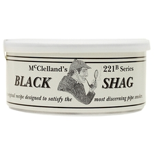221-B Series: Black Shag 50g