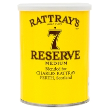 Rattray's: No. 7 Reserve 100g