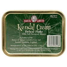 Kendal Cream Flake 50g