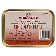 Mayor's Chocolate Flake 50g