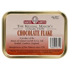 Samuel Gawith: Mayor's Chocolate Flake 50g