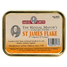 St. James Flake 50g