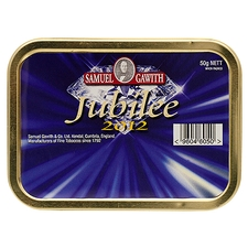 Jubilee 2012 50g Diamond Tin