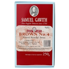 Samuel Gawith: Brown No. 4 250g