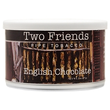 Two Friends: English Chocolate 2oz
